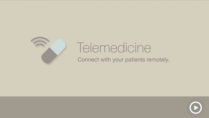 Play Telemedicine video