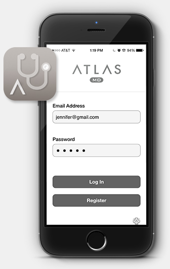 Atlas.md iOS app
